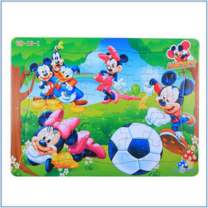 best seller eco-friendly cardboard jigsaw puzzles for kids