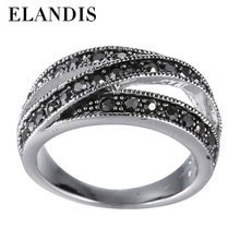 New design high-end nice zircon stone fashion ring