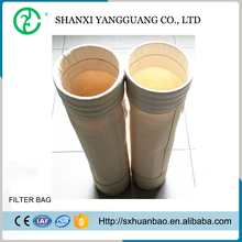 Chinese supplier filter bags for dust collectors PTFE fiber glass with good price