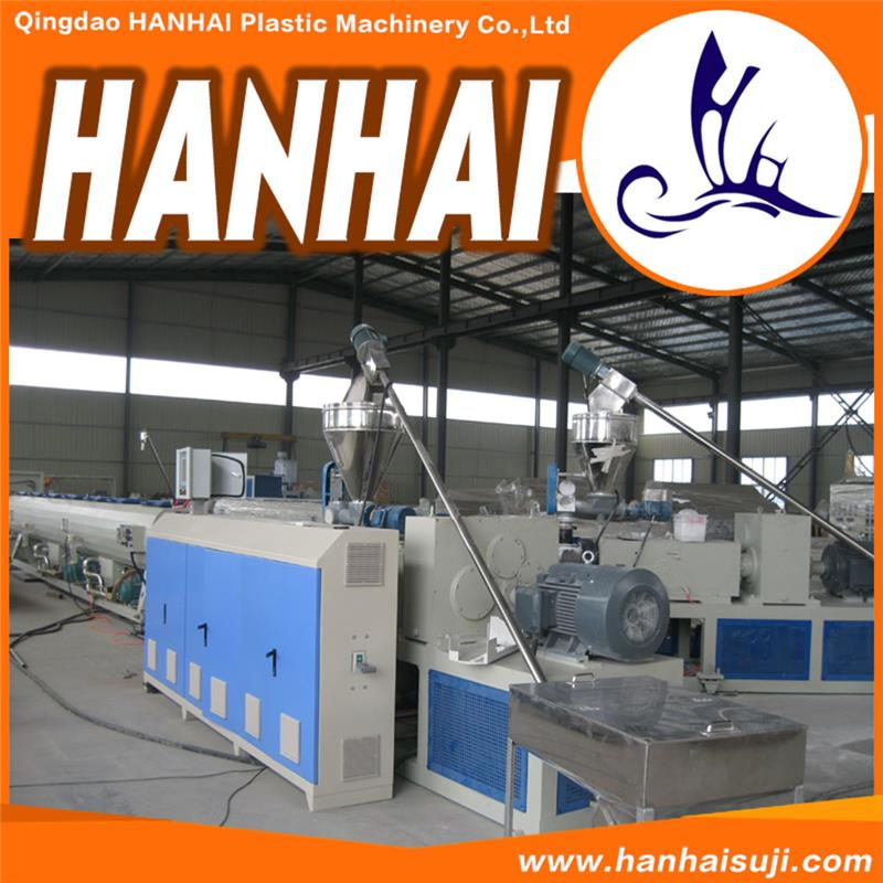 high profitable extrusion machine medical pvc pipe extruder by qingdao hanhai