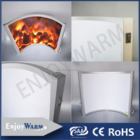 Manufacturer for curved heater carbon crystal heating panel