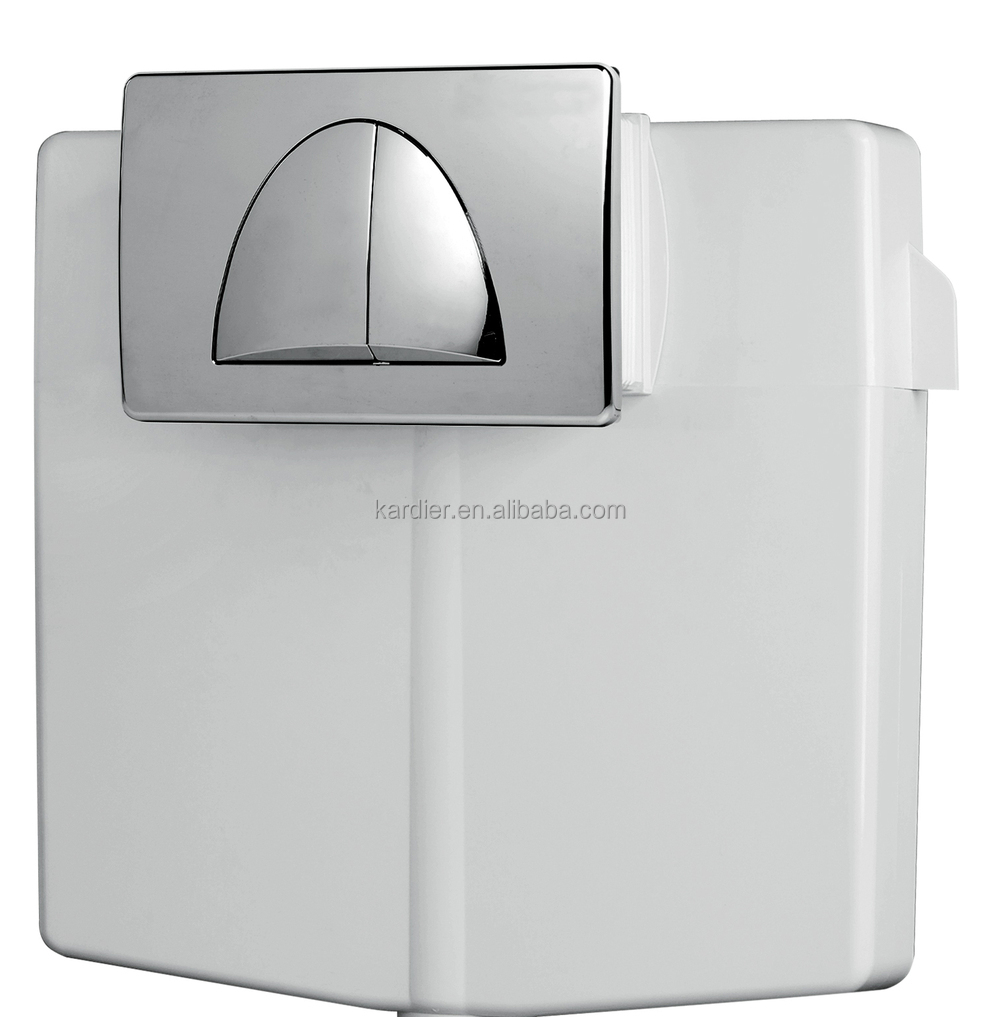 Top grade plastic toilet flush tank, concealed flush tank, toilet flush tank