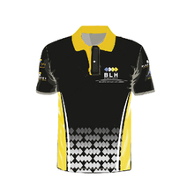 100% polyester latest design sublimated motorcycle racing shirt
