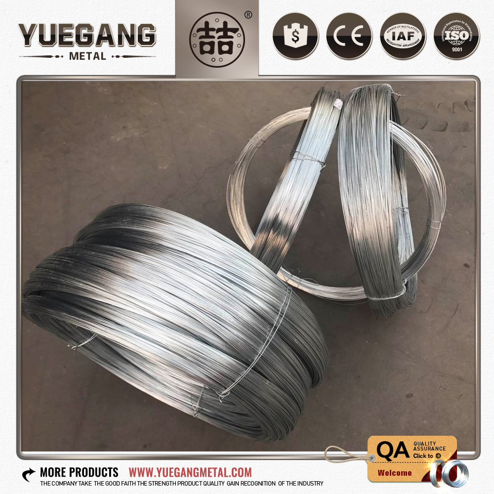 Manufacturer Providing Free Sample 1.24mm to 5.5mm high tensile steel wire