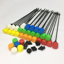 wholesale carbon archery set tag arrow foam tipped head