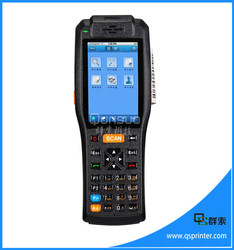 Best selling Logistics industry wireless 3G mobile scanner courier pda