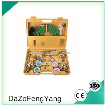 DZFY-1503 Heavy-Duty Cutting and Welding Kit