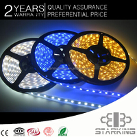 IP65 Waterproof flexible SMD5050 led light strip , cheap led strip light for sale