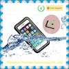 waterproof case Heavy Duty Full Body Skin Case Protective Cover with Hand Strap & Headphone Adapter Case Cover for iphone 6