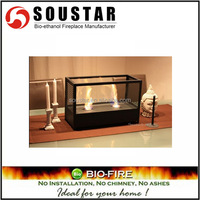 China indoor usage decorative mini furniture for bio ethanol fireplace