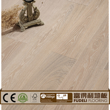 Wood 18mm thickness rustic white timber flooring solid wood oak flooring