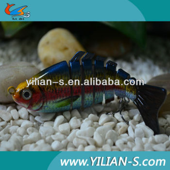 2013 HOT SELL Swimming Well Plastic Fishing Lure