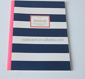 Wholesale Paper Notebook/Rccycle paper notebook /new design notebook