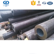 China 1.5 galvanized pipe api 5l x52 seamless line hot rolled seamless steel pipe