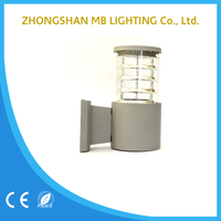 waterproof decorative Ip65 outdoor led wall light