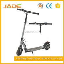 2017 new High quality big wheel kick scooter harley electric scooter with handbrake