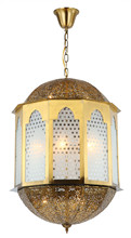 Mohammedan Hanging Pendant Lighting arabic lantern For Hotel Decor
