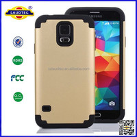 Hybrid Armor Heavy Duty Rugged Combo Case Cover for Samsung Galaxy S5 i9600 Laudtec