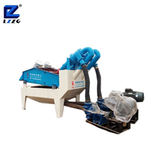 LZZG brand crushed sand recycle system
