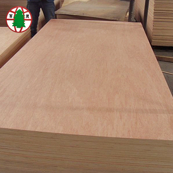 4*8 Bintangor commercial plywood for funiture and packing