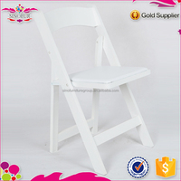 Hot Selling Qingdao Sionfur wholesale used wedding folding chair