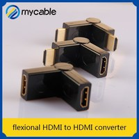 flexional HDMI to HDMI converter usb microphone cable converter