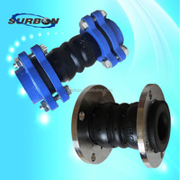 Shock-absorption worldwide rubber joint factory