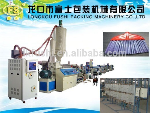 High Quality Plastic Broom and Mesh Wire Making Machine