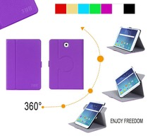 Thinnest Magnetic Smart 360 Degree Rotating PU Leather Case Multi-angle Stand Cover for Samsung Galaxy Tab S2 8.0