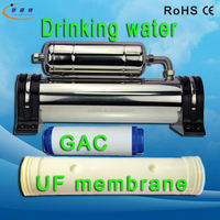 table uf membrane water purifier for home use ultrafiltration water filter household
