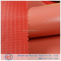 High quality foamed PVC Leather for bag, luggage leather
