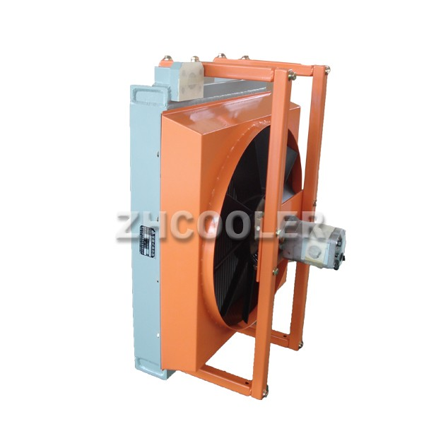 Compact Hydraulic Oil Coolers : Hydraulic oil cooler for excavator buy
