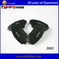 04465-42080 hi-q Japanese car ceramic brake parts brake pad