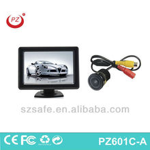 good selling mini parking reversing camera with dash board lcd monitor