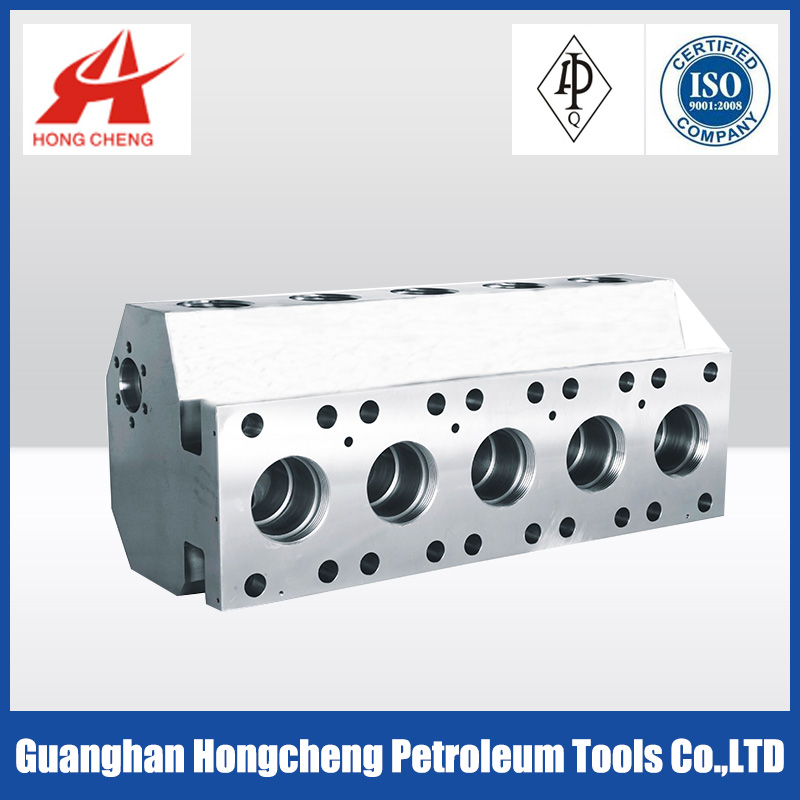 high quality horizontal reciprocating triplex plunger pump