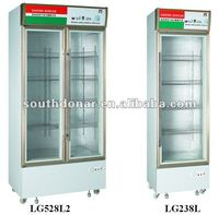 Beauty Salon Products Refrigerated Display Cabinet