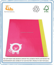 2016 New Design Cartoon Paper FC Size School Office File Folders Cover