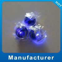 hot selling promotional half solid bounce ball