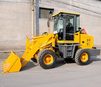 cheap mini wheel loader with price for sale in china