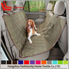 Dog Travel Back Car Seat Cover Pet Hammock Easy-Fit Seat Cover