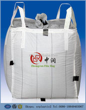 Factory direct supply!!! cheap fibc bag wholesale, 1 ton 1.5 ton 2 ton plastic jumbo bag, white pp bulk bag for rice,flour,sugar