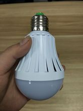 2017 hot product led smart light emergency bulb alibaba china