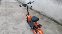 New Design Citycoco 2 Wheel Electric Scooter With Seat Hover Kart For Sale Made In China