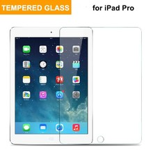 Custom 9H High Quality Color Tempered Glass Screen Protector For ipad pro 12.9