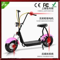 60V12w lithium Battery Outdoor Electric Mobility Scooter, 1000w big size motorcycle on hot sale with ce and fcc certification.