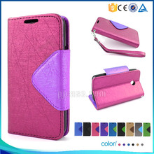 Hot sale mixed colors wallet leather phone case for Allview P6 energy lite , card slots flip cover for Allview P6 energy lite