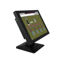 15 inch industrial waterproof touch screen monitor with LCD screen with cheap price