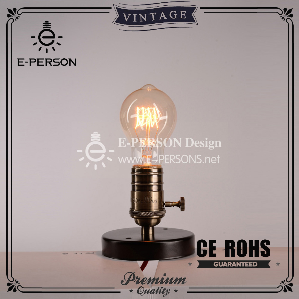 Cheap edison bulb for sale vintage stype lighting bulbs carbon filament warm white light lamps