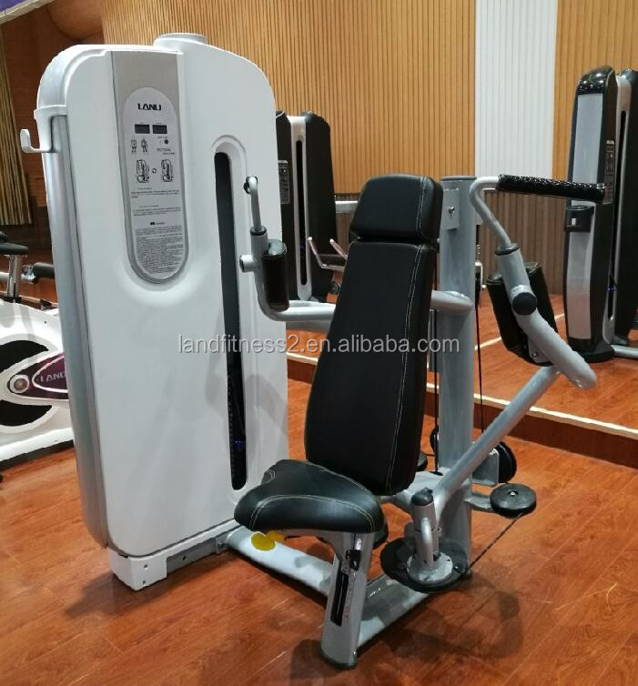 LAND FITNESS Best Quality Fitness Equipment Pectoral Machine LDGL-7013 Bariatric Exercise Machine