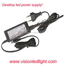 2014 high quality high voltage power supply 12V Waterproof led adapter from China supplier